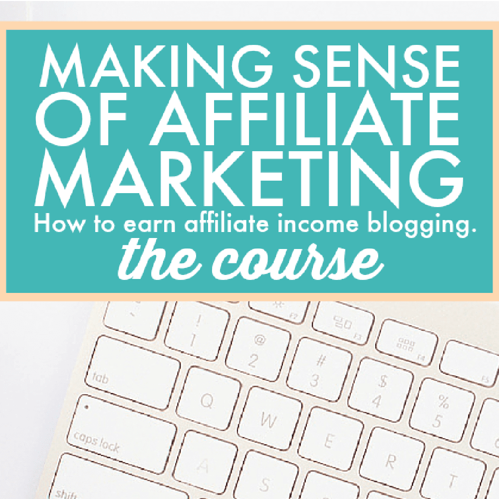 WHAT'S INSIDE MAKING SENSE OF AFFILIATE MARKETING?