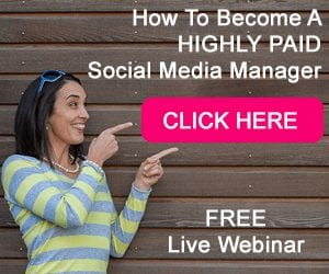 HOw to become a social media manager. Liz Benny - Social Monkey Business