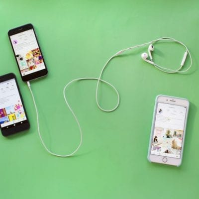 Up your Instagram Game with this ecourse by A Beautiful Mess