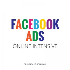 The Digital Picnic – Facebook Ads Online Intensive