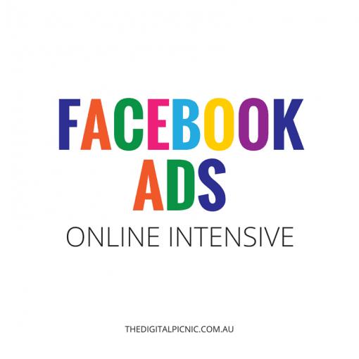 Digital Picnic Facebooks Ads Online Intensive
