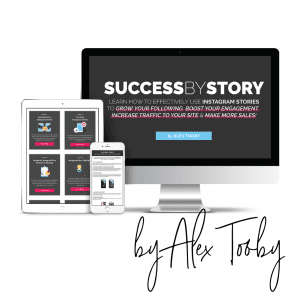 Alex Tooby – Success By Story