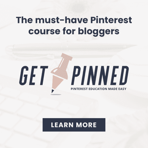 Get Pinned Academy - Pinterest-approved pinning strategies that work, higher converting pin images, and more efficient pinning await you in Get Pinned Academy.