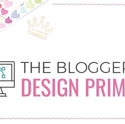 Learn to create amazing graphics for your blog, even if you don't have any design knowledge.