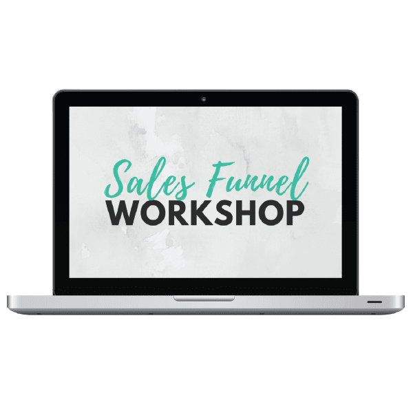 Best blogging course 4: Sales funnel workshop by Houe of Brazen. Learn how to set up your sales funnel on autopilot