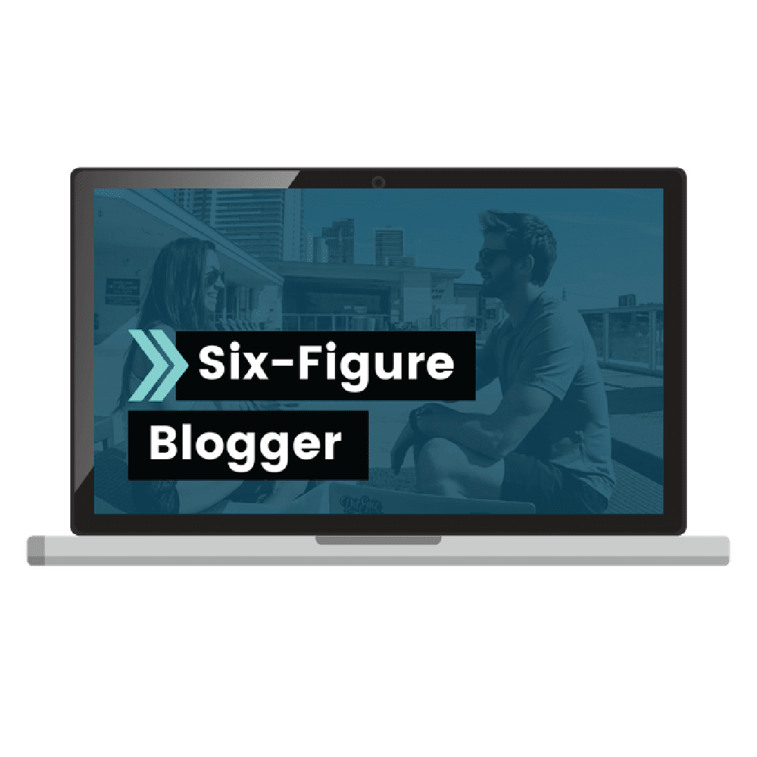 Six Figure Blogger - learnt o take your blog to six figures with this course by Create and Go