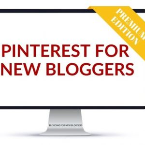 Pinterest for New Bloggers by Blogging for New Bloggers