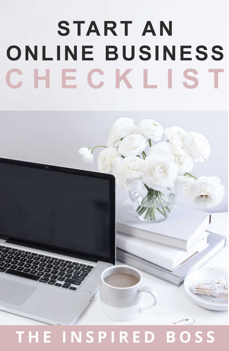 Start your business the right way with our 'Start an Online Business Checklist'. It gives you the steps you need to take to get your business started.