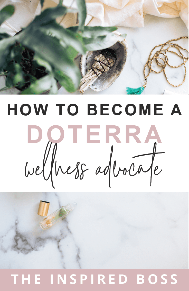 How to become a Doterra wellness advocate