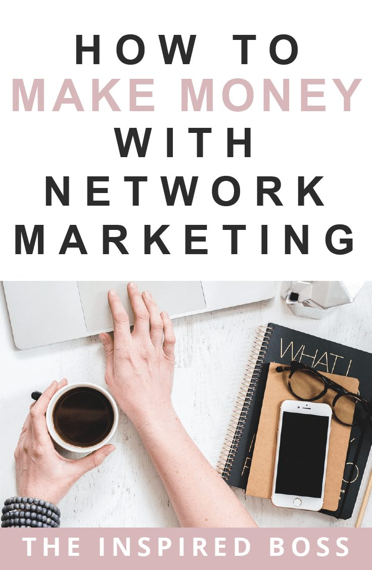 How to make money with network marketing without pestering your family and friends