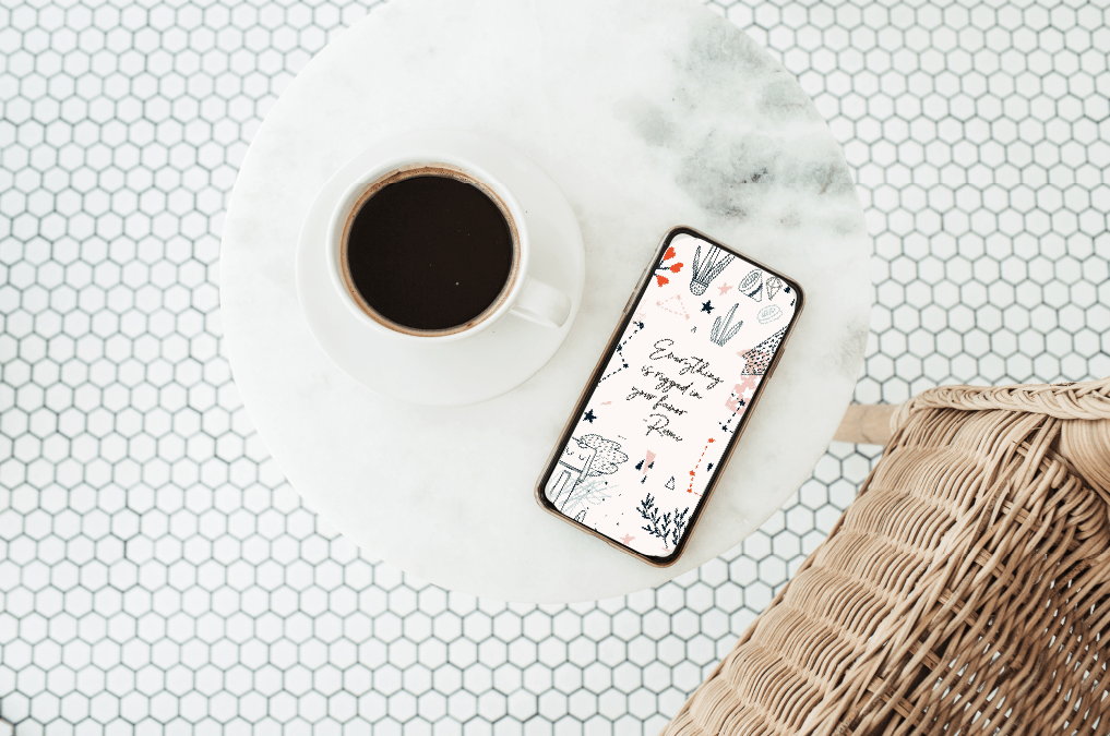 7 Super Cute iPhone Wallpapers for Boss Babes