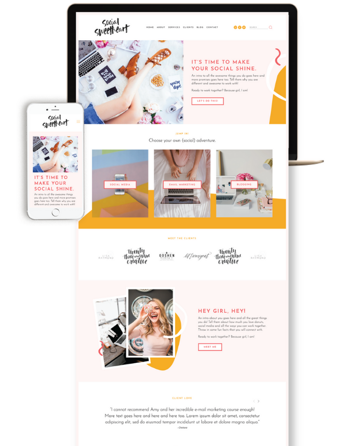 23&9 Creative - Templates for Squarespace